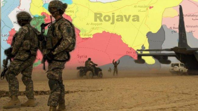 ABD'den yeni 'Rojava' hamlesi