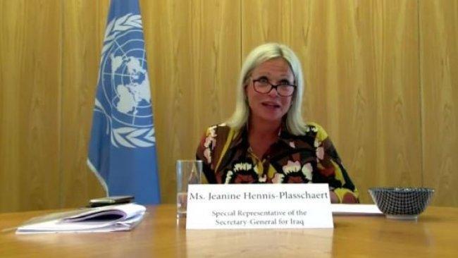BM: Erbil ile Bağdat arasındaki yakınlaşma memnuniyet verici