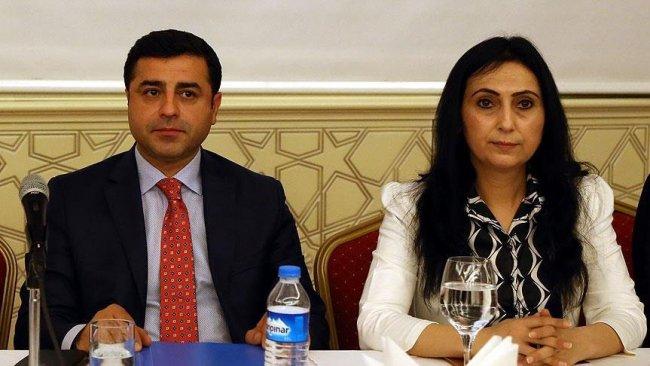 Demirtaş ve Yüksekdağ'ın tutuklanmalarının üzerinden 1 yıl geçti: 'Ortada bir soruşturma yok'