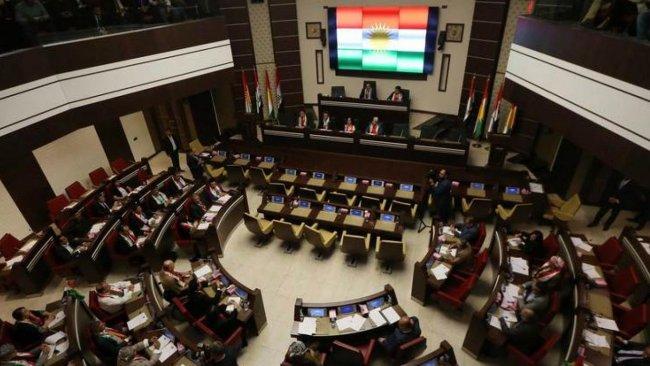 Hükümetten Kürdistan Parlamentosu'na Reform Yasası raporu