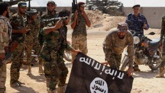 IŞİD liderlerinden biri Bağdat'ta etkisiz hale getirildi