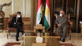 Alman Konsolos: Kürdistan Bölgesi'ni desteklemeye devam edeceğiz