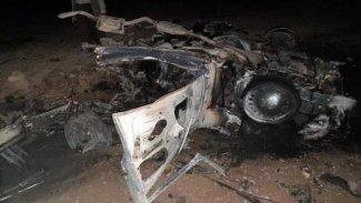 YBŞ'den Şengal'deki patlama hakkında açıklama