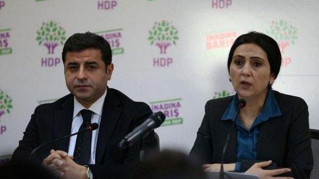 Demirtaş ve Yüksekdağ'ın tutukluluğuna devam kararı verildi