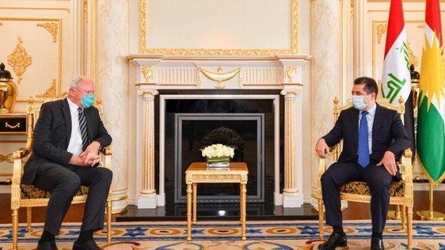 Jeffrey: Kürdistan Bölgesi Ortadoğuda stratejik bir konuma sahip