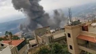 Lübnan'da 'Hizbullah'ın silah deposunda' patlama