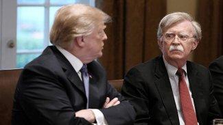 Trump: Bolton'ı dinleseydim şu anda 5. dünya savaşındaydık