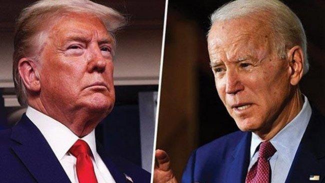 Trump ve Biden'ın canlı yayında tartışacakları konular belli oldu