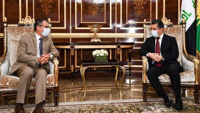 AB: Kürdistan Bölgesi'yle ilişkilerimizi geliştirmeye hazırız