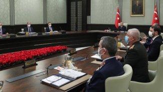 MGK'da 'Doğu Akdeniz' vurgusu: 'Türkiye menfaatlerinden taviz vermeyecek'