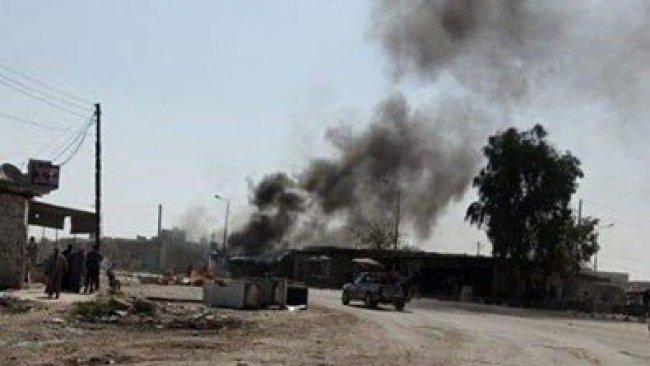 Rojava'da peş peşe patlamalar: 2 ölü, 11 yaralı!
