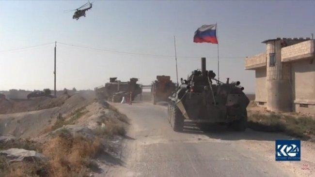 Rusya ve Türkiye'den Kobani'de ortak devriye