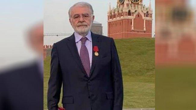 Rusya'dan Kürt parlamentere onur madalyası