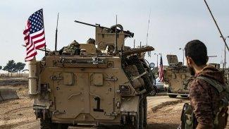 DSG ve Koalisyon güçlerinden Suriye-Irak sınrında bir ilk