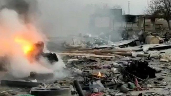 Serekaniye'de bomba saldırı: 7 ölü, 14 yaralı