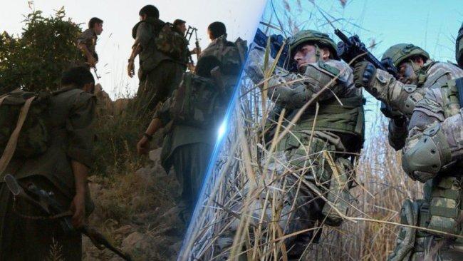 Şırnak'ta çatışma