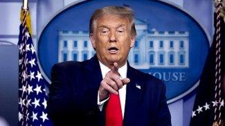 Trump: Patlama etkisi yaratan büyük bir olay bu!