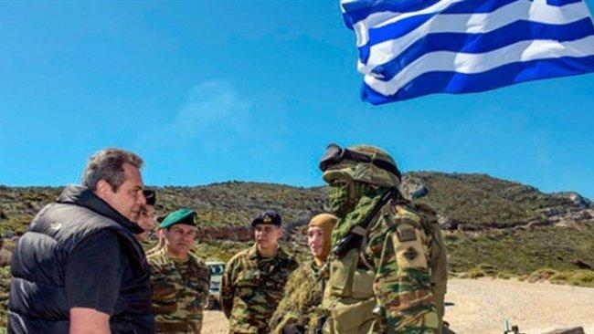 Yunanistan: Askerlerimizi geri çekmeyeceğiz