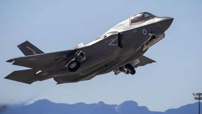 BAE'den F-35 savaş uçakları için ABD'ye resmi başvuru