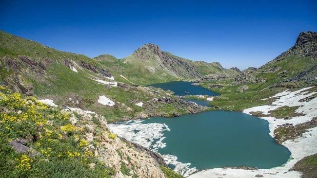 Cilo ve Sat dağları, 'milli park' ilan edildi