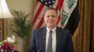 ABD Büyükelçisi Erbil'e geçti