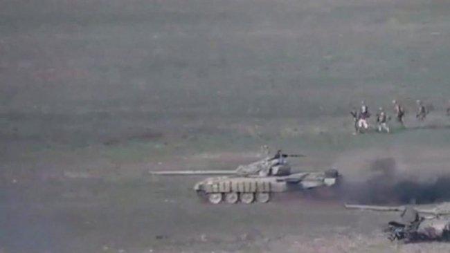 Ermenistan: Türkiye 'Azerbaycan'a askerî destek veriyor