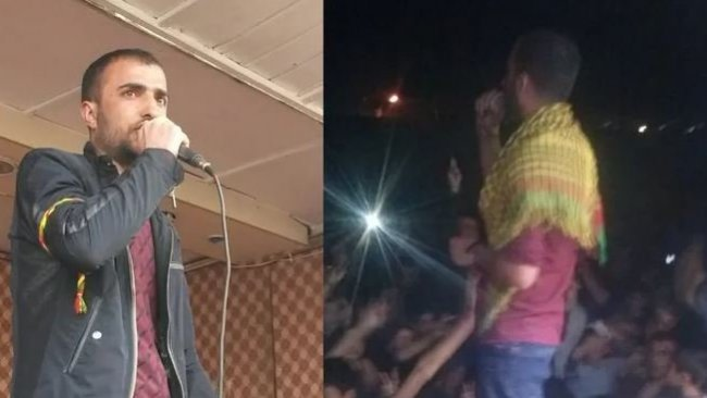 Kürt şarkıcıya 'Kürtçe söylersen başın yanar' tehdidi