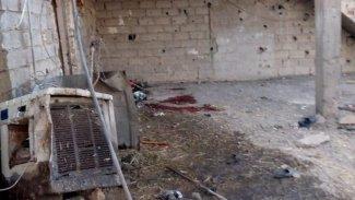 Bağdat'ta füze saldırısı: 7 ölü