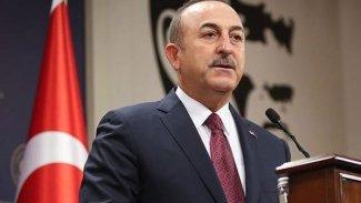 Çavuşoğlu: Azerbaycan ile Ermenistan eşit tutulmamalı
