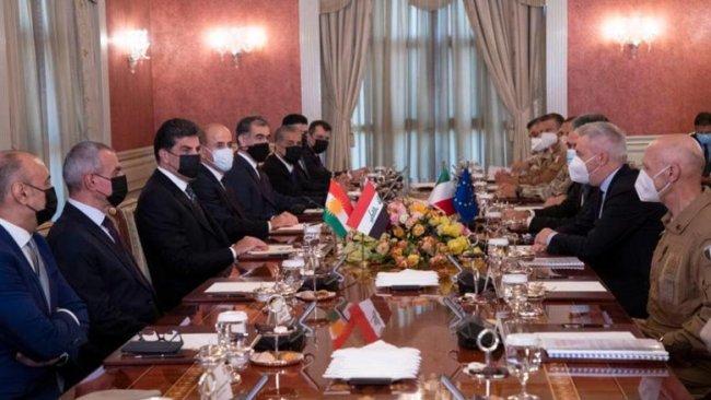 Kürdistan Bölgesi Başkanı: Tehditlere karşı Kazimi'yi destekliyoruz