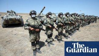The Guardian: Efrin'de 'Azerbaycan kampı' kuruldu