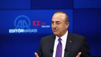 Çavuşoğlu: Sahada ve masada Azerbaycan'ın yanındayız