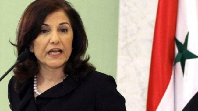 Esad'ın danışmanı Şaban: 'Türkiye 'Karabağ'daki çatışmayı körüklüyor'