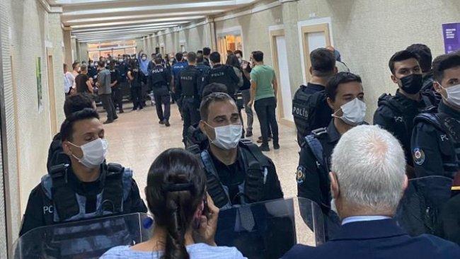 HDP'li siyasetçilerin savcılık ifadeleri başladı