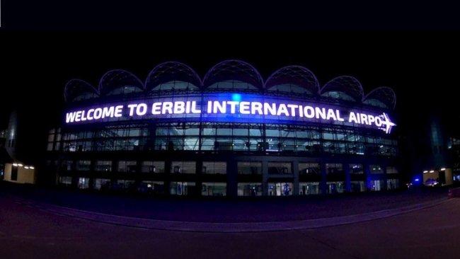 Uluslararası Koalisyon'dan Erbil Havalimanı'na saldırıyla ilgili açıklama