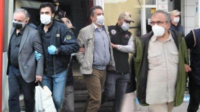 Gözaltına alınan HDP'liler tutuklama talebiyle mahkemeye sevk edildi