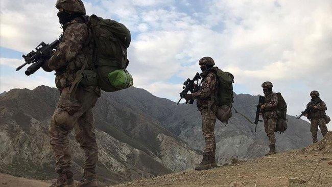 Ağrı'da 1 asker hayatını kaybetti