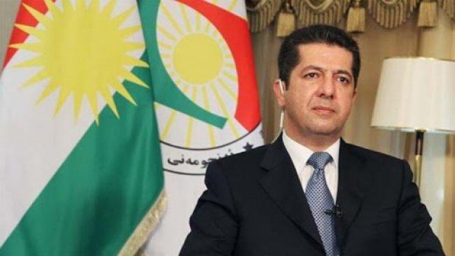 Başbakan Barzani'den hükümetin çalışmalarına ilişkin açıklama