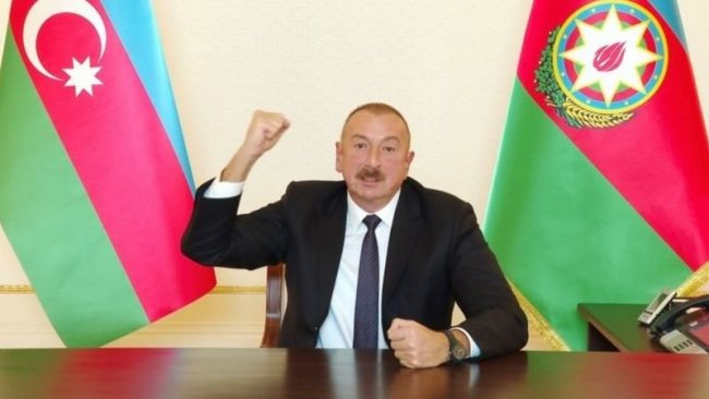 Aliyev: Biz kan dökülmesin istiyoruz, çıkın bizim topraklarımızdan