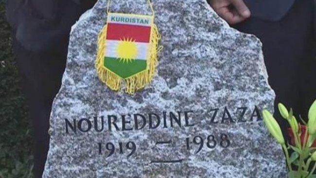 Başkan Barzani: Nureddin Zaza ömrünü Kürt halkının meşru davasına adadı