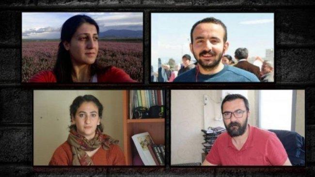 Helikopterden atılan köylülerin haberini yapan gazeteciler tutuklandı