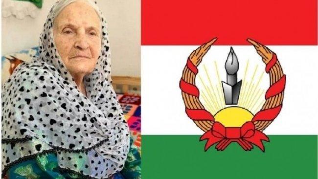 Kürdistan bayrağını ilk olarak elleriyle nakşeden Fatima Husênî hayatını kaybetti