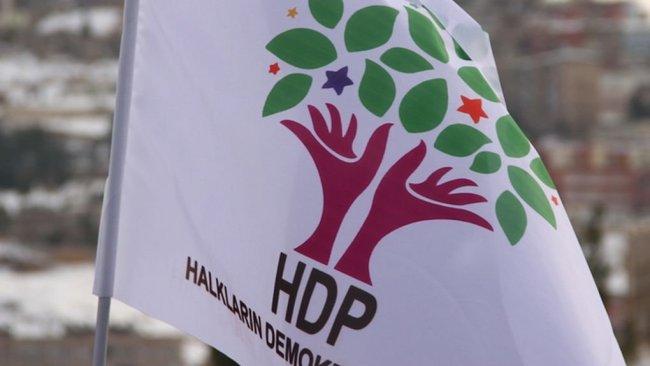 HDP'den Hatay'daki orman yangınlarına ilişkin açıklama