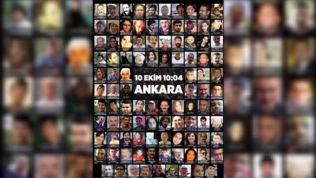 PAK: Ankara Gar Kavşağı'nda 5 yıl önce gerçekleşen katliamı bir kez daha lanetliyoruz