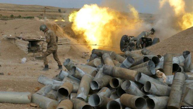 Uluslararası Af Örgütü: Azerbaycan misket bombası kullandı