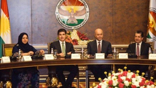 Erbil ile Bağdat arasında en üst düzeyde görüşme
