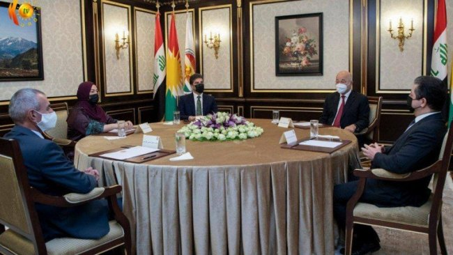 Kürdistan yönetimi: Tartışmalı bölgelerde demografi değiştirilemez