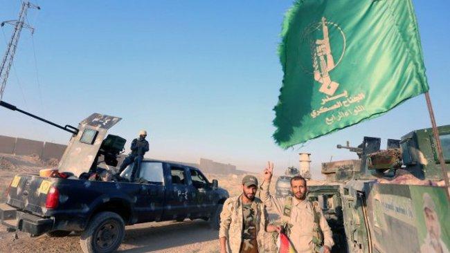 Haşdi Şabi'ye bağlı iki tugay Kerkük sınırına kaydırıldı