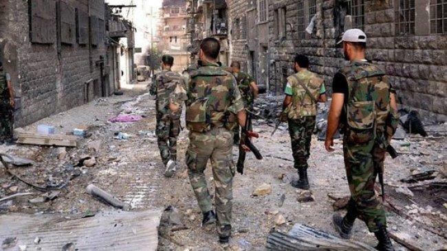 İran güçleri Suriye'deki cadde ve sokak isimlerini değiştiriyor