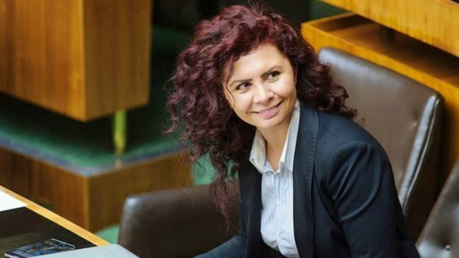 Kürt siyasetçi, Avusturya'da seçimlerde yeniden milletvekili seçildi